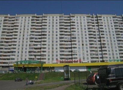 Братеевская, 16к1, фото здания