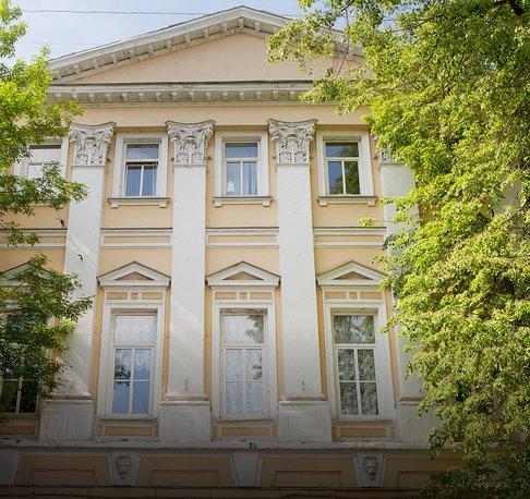 Дом Станиславского