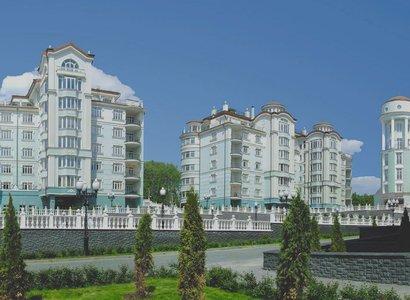 Покровский берег, фото здания