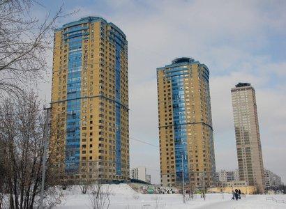 Янтарный город, фото здания