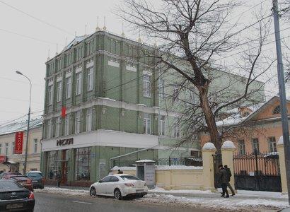 Пятницкая, 13, фото здания
