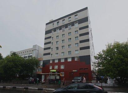 Смена, фото здания