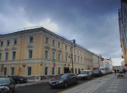 Бол. Дмитровка, 10, фото здания
