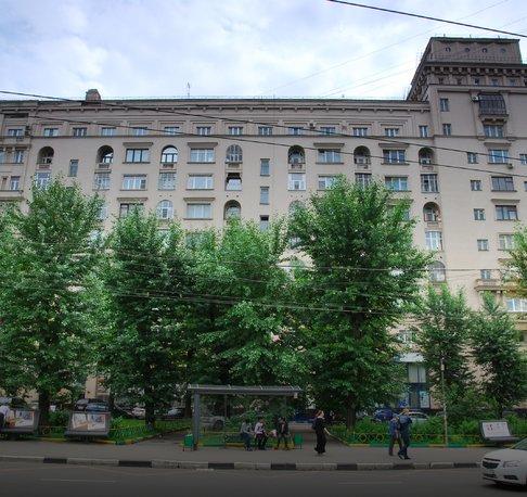 Спартаковская, 6