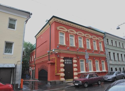 Милютинский пер, 15с2а, фото здания