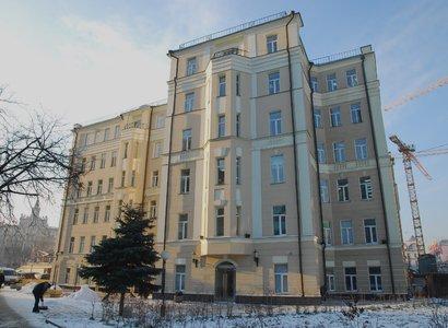 Уланский пер, 4с1, фото здания