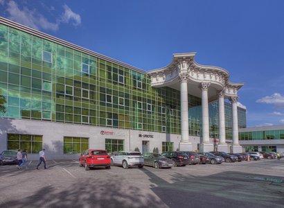 Каланчевская Плаза, фото здания