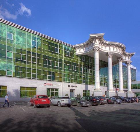 Каланчевская Плаза
