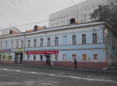Спартаковская, 8, фото здания