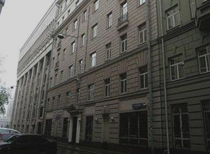 Уланский пер, 24с1, фото здания
