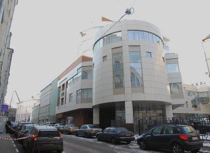 Луков пер, 2с1, фото здания
