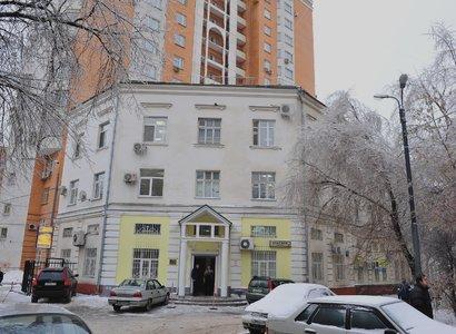 Красина пер, 15с1, фото здания