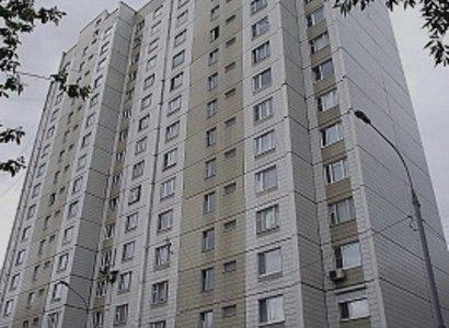 Кастанаевская, 9к1, фото здания