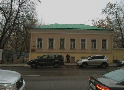 Гончарная, 25с1, фото здания