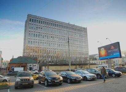На Бауманской, фото здания