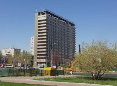 Гостиница Университетская, фото здания