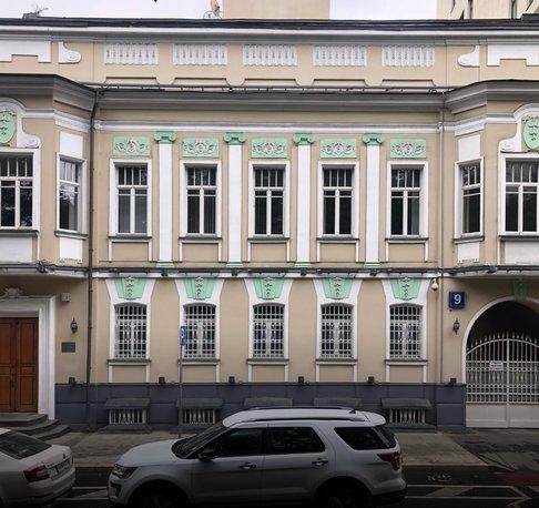 Гоголевский б-р, 9