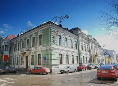 Подсосенский пер, 21с1, фото здания