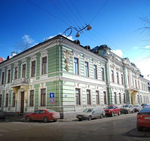 Подсосенский пер, 21с1