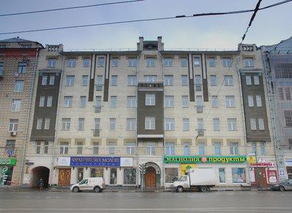 Полянка 7, фото здания