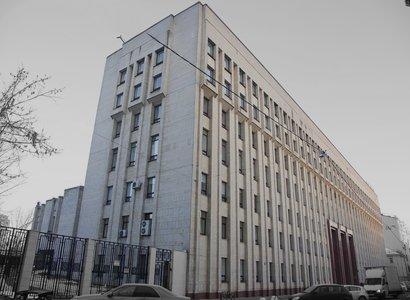 Полянка, 44 (БЦ Полянка), фото здания