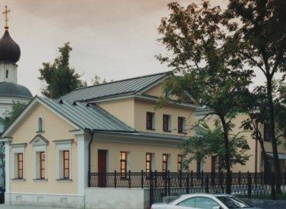1-ый Казачий пер, 13, фото здания