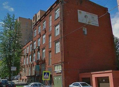 4-й Самотечный пер, 9, фото здания