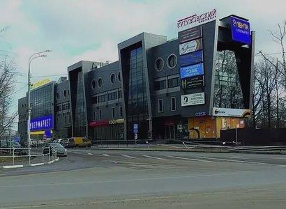 Кутузовский Меридиан, фото здания