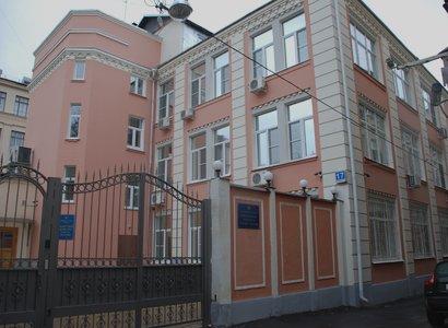 Петровка, 17c9,11,13, фото здания