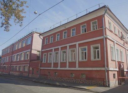 Бауманский, фото здания