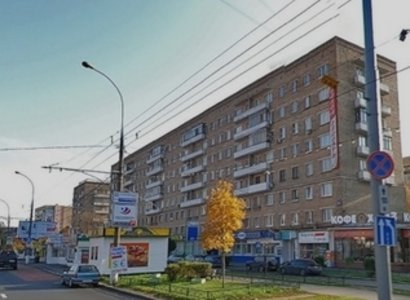 Комсомольский пр-т, 25к1, фото здания