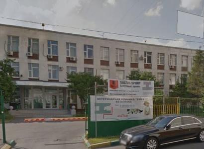 улица Мусоргского, д.3, фото здания