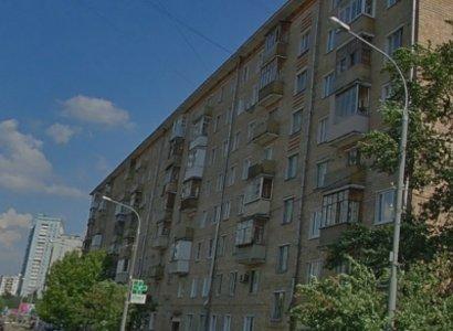 Красностуденческий пр-д, 1, фото здания