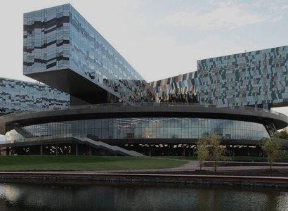 Сколково (Новая, 100), фото здания