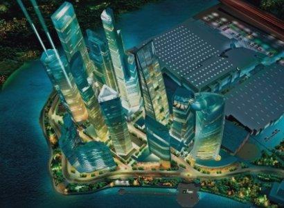 Крокус Сити, фото здания