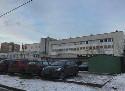 Енисейская, 37с1, фото здания