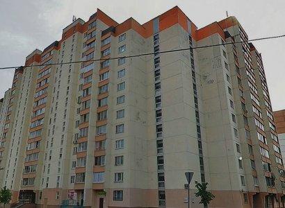 Наташи Ковшовой, 17, фото здания