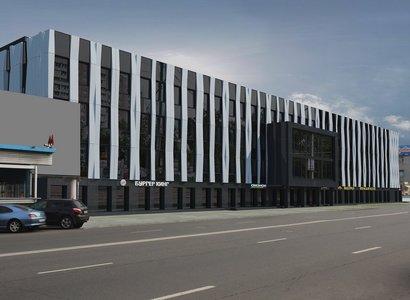 Шарикоподшипниковская, 13с1, фото здания