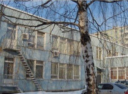 Березовая аллея, 7Б, фото здания