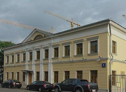 3-й Люсиновский пер, 5, фото здания