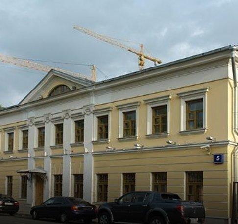 3-й Люсиновский пер, 5