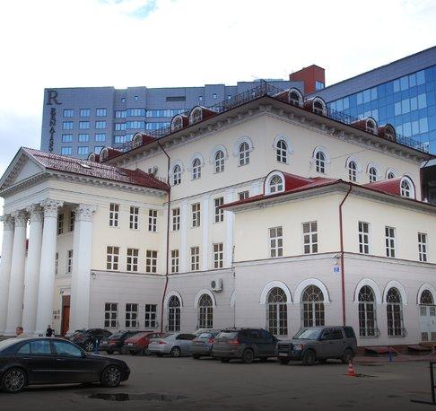 Ленинградский пр-т, 31с3