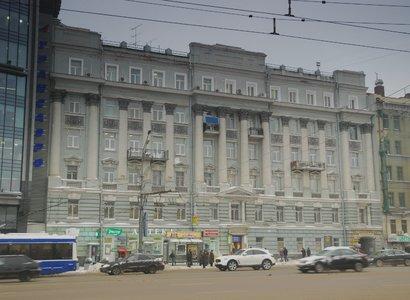 Зубовский б-р, 13с1, фото здания