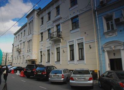 Нащокинский пер, 12с2, фото здания