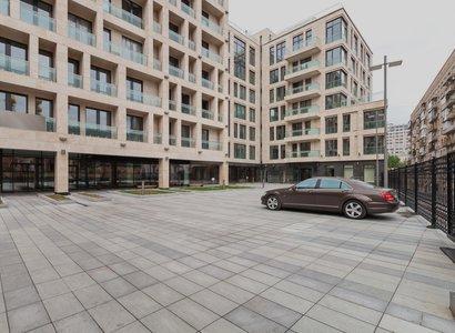 SMOLENSKY De Luxe, фото здания