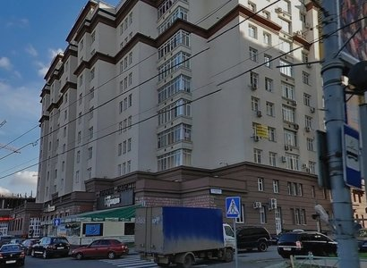 Преображенская пл, 6, фото здания