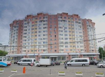Новинки, 1, фото здания