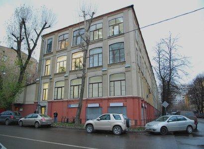 Андроньевский, фото здания