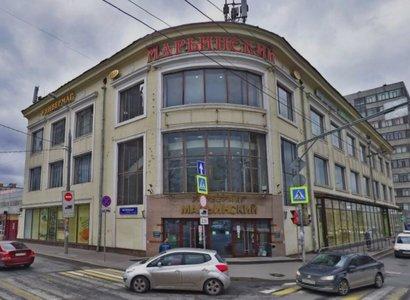Марьинский, фото здания