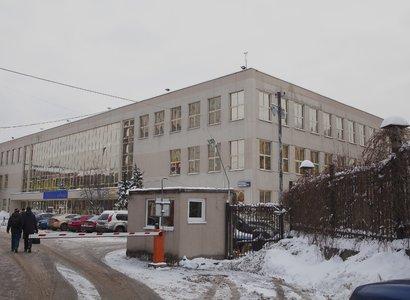 Лихоборский, фото здания
